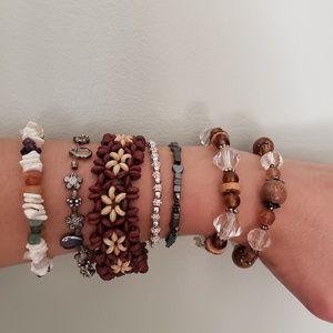 Bracelets - each $5